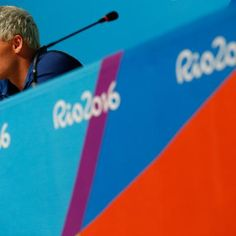 Sports: Ryan Lochte Says Hed Rather Face Charges Than Be Banned From Olympic Swimming