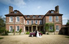 Groombridge Place, Kent. Wedding Venue Inspiration. For more information please see www.weddingsite.co.uk