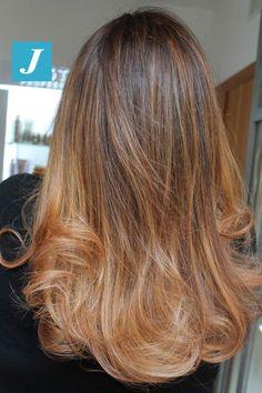 Inimitabile. Degradé Joelle. #cdj #degradejoelle #tagliopuntearia #degradé #igers #musthave #hair #hairstyle #haircolour #longhair #ootd #hairfashion #madeinitaly #wellastudionyc