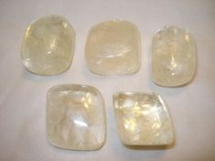 5 Piece Set Large 100% Natural Agni Gold Danburite Premium Quality Polished Healing Crystals Tumbled Gemstones Stones From Connecticut, USA - What You See Is What You Get! Sublime Gifts,http://www.amazon.com/dp/B00HG09T72/ref=cm_sw_r_pi_dp_hhJTsb010HS6B9XH