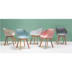 KUIPSTOEL NEW YORK Kwantum €49 Natural Furniture, Fine Furniture, Dining Table Chairs, Kitchen Chairs, Home Bedroom, Home Living Room, Teenage Room, Inside Home, Little Girl Rooms