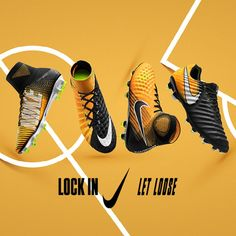 Lock in, let loose pack. Buy your shoe from the pack here -> http://www.soccerpro.com/Nike-Soccer-Cleats-c338/