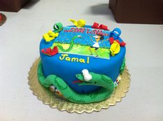 Snake cake anyone?