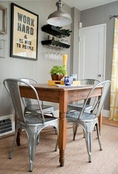 Inspiración: comedores   Decorar tu casa es facilisimo.com