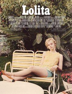 """The Look: Elle Fanning in """"Lolita"""" by Venetia Scott"""