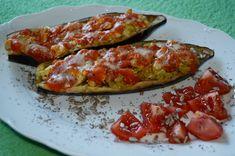 baklažán Avocado Egg, Quinoa, Zucchini, Treats, Vegetables, Breakfast, Recipes, Fit, Blog