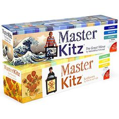 Master Kitz art sets | one of the Best Educational Toys of 2012