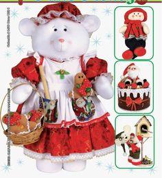 . Teddy Bear, Christmas Ornaments, Holiday Decor, Anime, Art, Molde, Bears, Journals, Art Background