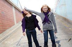 sisterly love :) sisters portriats, siblings, girls