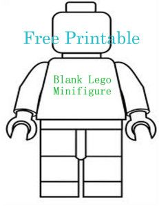 Free Printable Blank Lego minifigure, fun craft for kids. Design lego character from tanach. Lego Ninjago, Minifigura Lego, Ninjago Party, Lego Craft, Lego Man, Lego Birthday Party, Lego Minifigure, Birthday Ideas, 5th Birthday