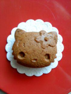 Hello Kitty Hello Kitty, Cookies, Desserts, Food, Crack Crackers, Tailgate Desserts, Deserts, Biscuits, Essen