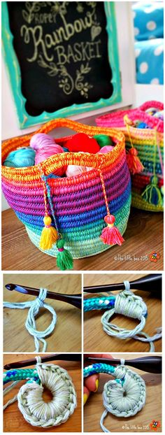 I have rounded up 30 creative and amazing crochet rainbow patterns for your inspiration. I have made a list of rainbow crochet patterns.