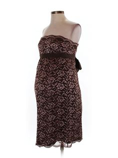 Check it out—Mimi Maternity Cocktail Dress for $27.99 at thredUP!