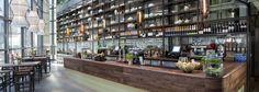 The Drift Bar - The Drift bar – Drake and Morgan bar in Heron Tower EC2