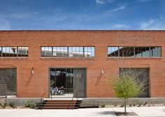 Overland transforms San Antonio warehouse into a studio