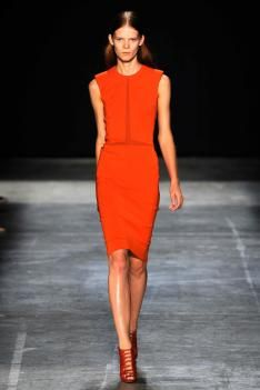 Narciso Rodriguez spring/summer 2013
