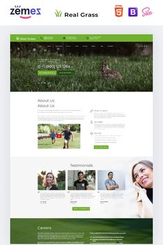 This Garden Maintenance Landing Page HTML template will help you to set up a great website for your gardening services. Landing Page Html, Landing Page Examples, Best Landing Pages, Landing Page Design, Landing Page Inspiration, Design Inspiration, Business Website Templates, Garden Maintenance, Thing 1
