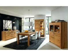 Complete dining room in solid oak # meubleenbois # Dining room - - Sideboard Furniture, Dining Room Furniture, Home Furniture, Country Modern Home, Antique House, Nordic Home, Solid Wood Furniture, Solid Oak, Dining Table