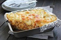 Одноклассники Pasta Recipes, Cooking Recipes, Mince Meat, Tomato Sauce, No Cook Meals, Italian Recipes, Macaroni And Cheese, Main Dishes, Easy Meals