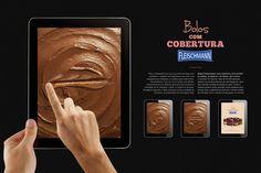 Fleischmann - Anúncio para iPad - Pedro Rosadas // Redator