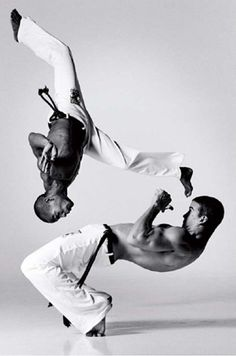 Capoeira. Such wonderful memories of some great people..