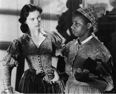 "Butterfly McQueen | Butterfly McQueen as Prissy in ""Gone With the Wind"" (with Vivien Leigh ..."