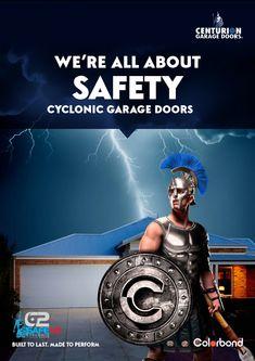 Protecting Your Home, Brochures, Mother Nature, Garage Doors, Range, Cookers, Catalog, Ranges, Carriage Doors