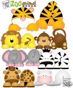 Zoo Animal Books