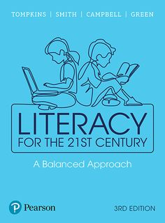 Literacy for the Century: A Balanced Approach, Tompkins, Gail E. Professional References, Professional Development, School Resources, Learning Resources, Managing People, Teaching English Grammar, Digital Literacy, Australian Curriculum, Blended Learning