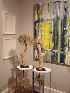 Artist Lindsay Cowles, Richmond Virginia. http://palettepaint.com/invited-lindsay-cowles-art-opening-palette/