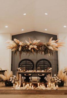 Spiritual Tumbleweed Sanctuary Wedding in Joshua Tree Wedding Goals, Boho Wedding, Wedding Table, Floral Wedding, Fall Wedding, Wedding Colors, Rustic Wedding, Wedding Planning, Dream Wedding