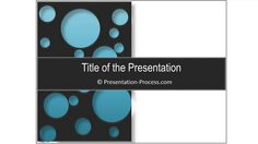 Foreground in PowerPoint : PowerPoint Effect Series