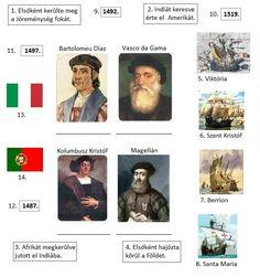 Bizonyára hallottatok már arról, hogy Kolumbusz Kristóf 1492-ben jutott el az Újvilágba, Amerikába, és ezt az eseményt tekintjük az Újkor h...