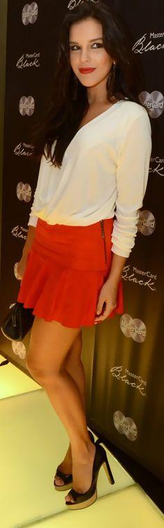 Mariana Rios LIKE | PIN | FOLLOW! #skirt #dress #pants #shorts #bikini #sunglasses #shoes #lingerie #hair #bag #crochet #tattoo #gold #kiss #sex #sexy #hot #girl #woman #sensual #like #erotic #fashion