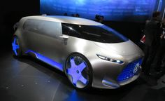 Mercedes-Benz Vision Tokyo Concept: Enter the Luxury Autonopod Fuel Cell Cars, Car And Driver, Mercedes Benz, Tokyo, Trucks, Concept, Luxury, Vehicles, Super Cars
