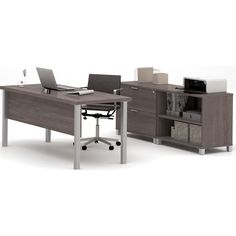 Found it at Wayfair.ca - Bosworth 3-Piece Desk Office Suite