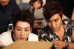 Eunhyuk & Siwon ♥