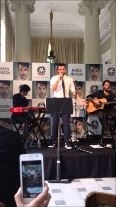 Marco Mengoni Non Me Ne Accorgo Live