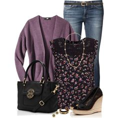 Shell Top, created by immacherry on Polyvore