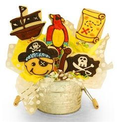 pirates - Click image to find more Food & Drink Pinterest pins