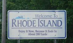 So funny!  But if #RI REALLY ended in about 200-yards, we wouldn't need an overnight bag to travel from the East Bay to the West Bay. Or would we? Hm...