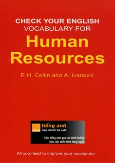 Check your English vocabulary for Human resources aroma.vn by Nguyen Thanh Huyen via slideshare