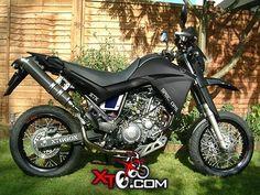 #Yamaha #XT660X #Supermoto #motard