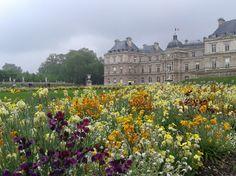Parigi Giardini di Lussemburgo