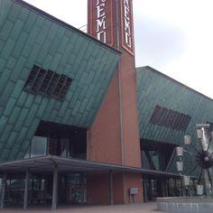 Amsterdam NEMO Renzo Piano