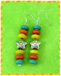 Ohrringe offer 09 von SonnenRegen auf DaWanda.com