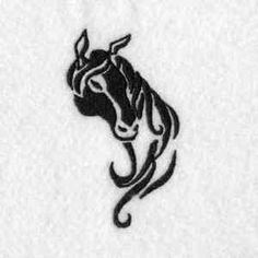 Buy Individual Embroidery Designs from the set Elegant Wild Horses