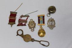 Masonic Medals,