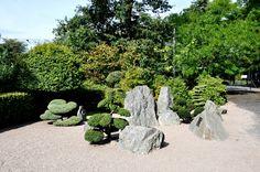 Japanese garden WR-12