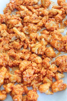 The Best Crispy Baked Buffalo Cauliflower Bites - XO&So Baked Cauliflower Bites, How To Cook Cauliflower, Baked Buffalo Cauliflower, Cauliflower Dishes, Vegetarian Taco Filling, Vegetarian Tacos, Califlower Recipes, Taco Fillings, Baked Potato Recipes